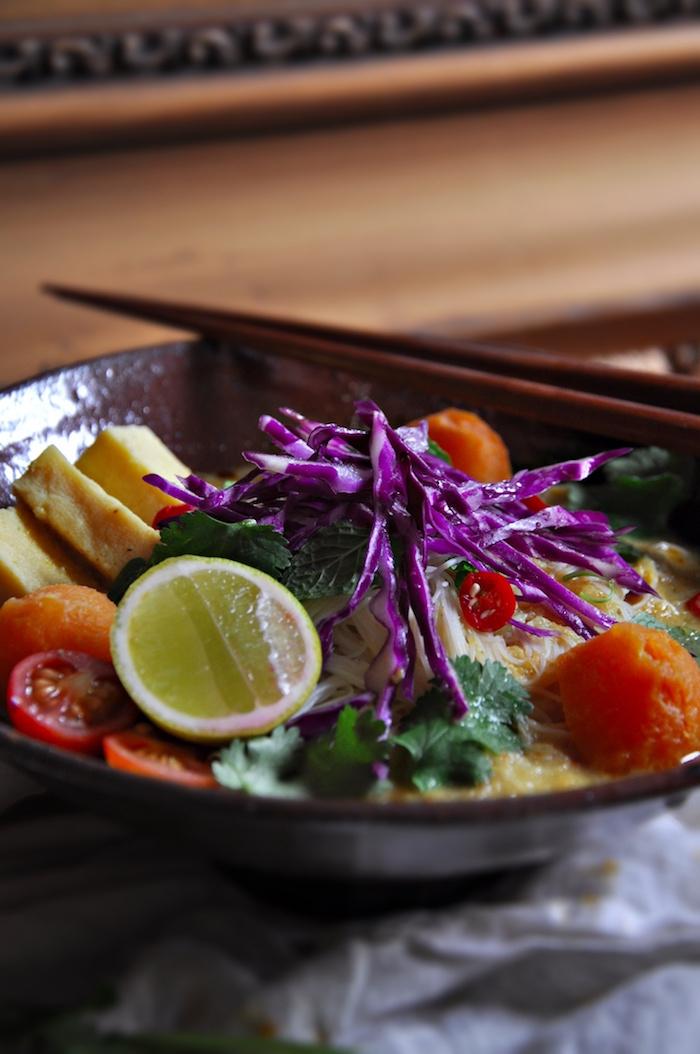 curry laksa noodles_the lemon and jar_4